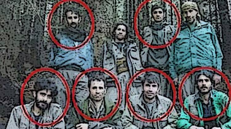 PKK'ya büyük darbe: Hepsi öldürüldü!