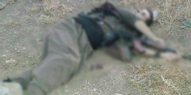 PKK'ya şok! Gri listedeki terörist öldürüldü