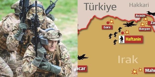 PKK'ya tarihi darbe... 45 km ilerledik! Mehmetçik stratejik tepeleri ele geçirdi