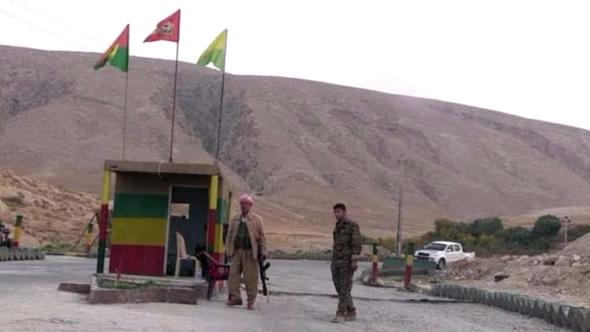 PKK Türkiye'nin dibindeki bölgeye yerleşti