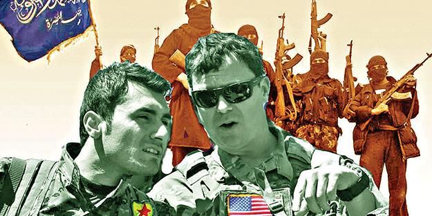PKK/YPG, ABD kalkanında kalmak için DEAŞ'a eylem yaptırıyor