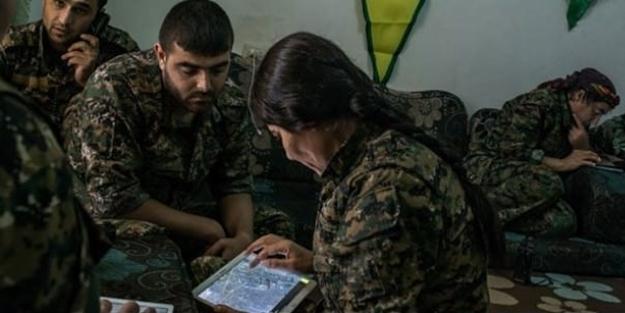 PKK/YPG ile ABD arasındaki işbirliği görüntülendi!