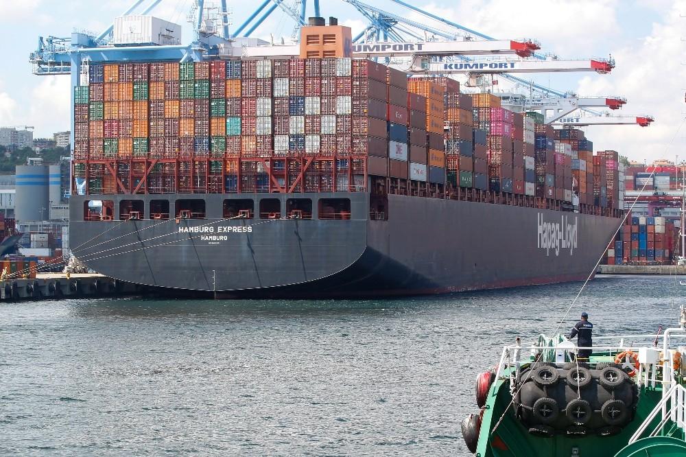 PO Marine'den rekor; Alman bandralı gemiye 5 bin mt yakıt verildi