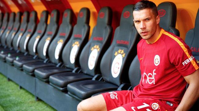Podolski için ilk açıklama geldi!