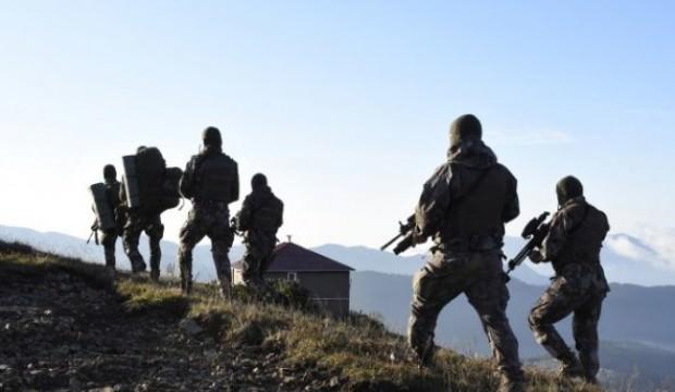 PÖH'ler Karadeniz'de PKK avında