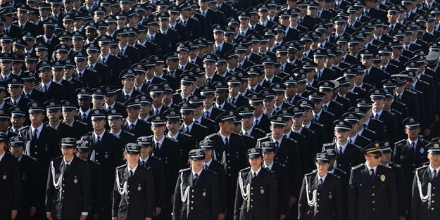 Polis adaylarında aranan şartlar belli oldu