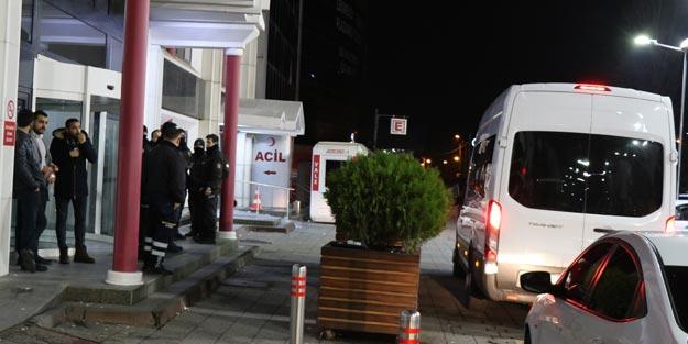 POLİS 'DUR' İHTARINA UYMAYAN ARACA ATEŞ AÇTI, 1 KİŞİ HAYATINI KAYBETTİ