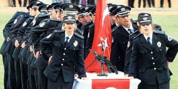 Polis olmanın şartları değişti! İşte yeni kurallar
