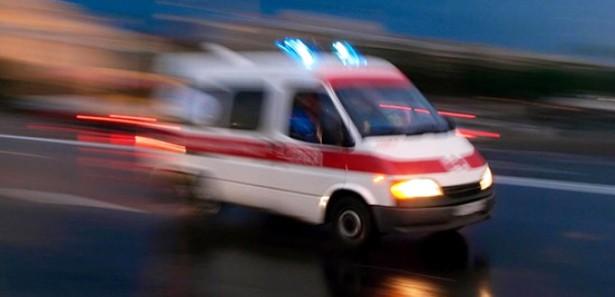 Polis zırhlı aracına otomobil çarptı: 3 kişi öldü