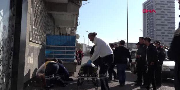 Polise jiletle saldıran şüpheli vuruldu