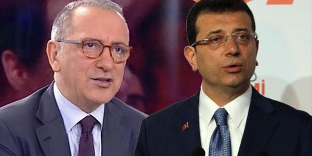 """Polise söven Altaylı'dan Valiye söven İmamoğlu'na destek! """"Hoşuma gitti"""""""