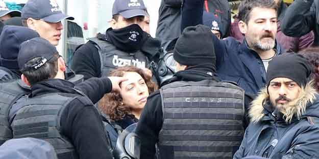 Polisi ısıran HDP'li hakkında soruşturma