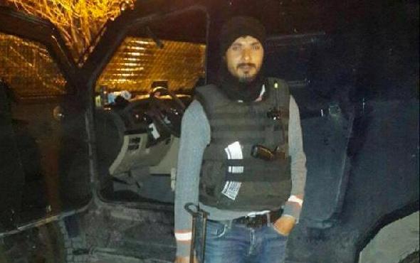 Polisi şehit eden PKK'lı teröristin tükürük örneğinden tespit edildi