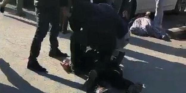 Polisimizi şehit eden kalleşin leşi morgda kaldı