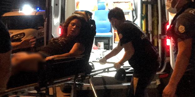 Polisin ilk yardım müdahalesi hayat kurtardı