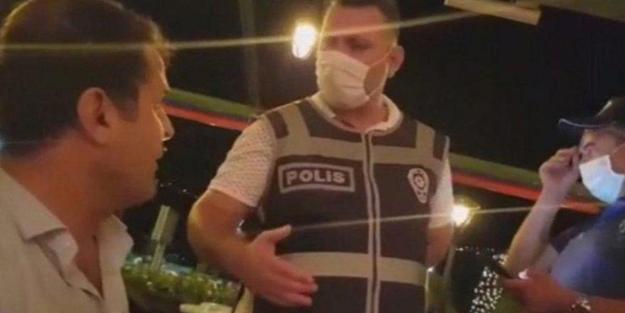 Polisleri provoke eden Ekrem Dönmez'e Kılıçdaroğlu'ndan destek!
