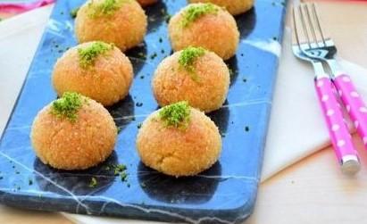 Portakallı Hira tatlısı nasıl yapılır?