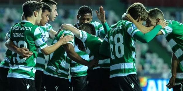 Portekiz'de ilk finalist belli oldu