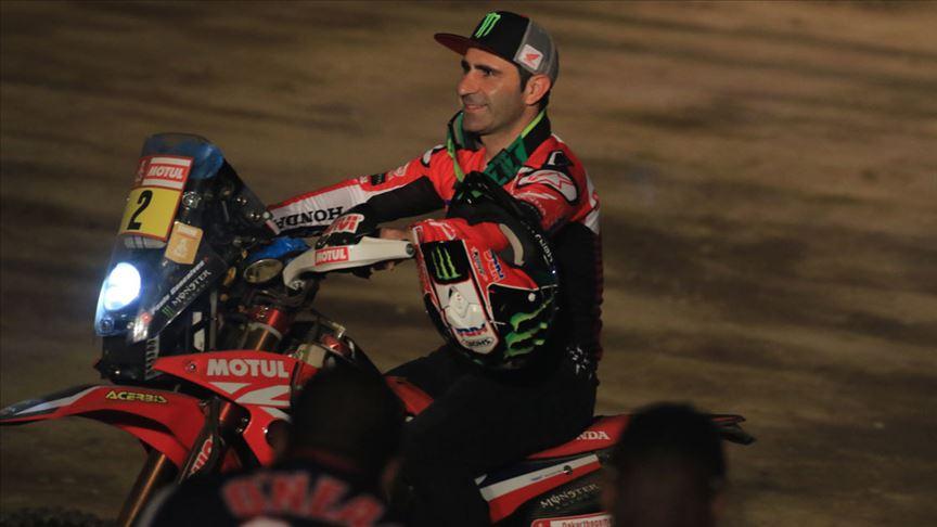 Portekizli motosikletçi Gonçalves, Dakar Rallisi'nde öldü