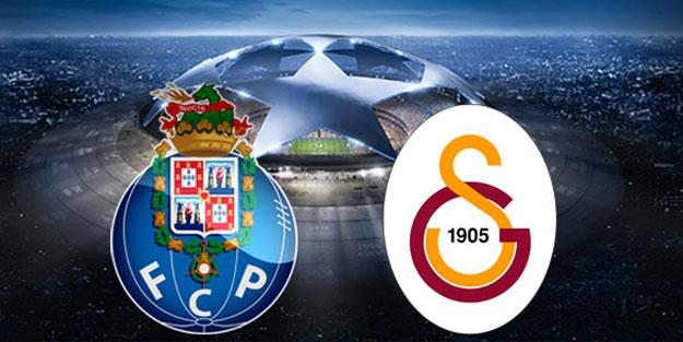 Porto-Galatasaray maçında muhtemel 11'ler
