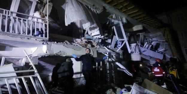 Pötürge'de kaç ev yıkıldı? Malatya Pötürge'de kaç kişi hayatını kaybetti?