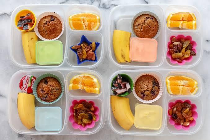 Pratik beslenme çantası tarifleri