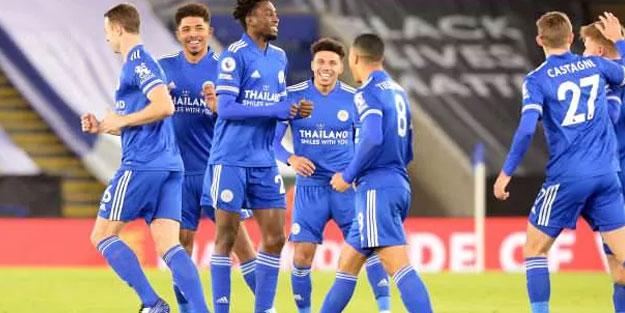 Premier Lig, Leicester City, Çağlar Söyüncü