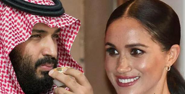 Prens bin Selman ve Meghan Markle iddiası gündeme bomba gibi düştü!