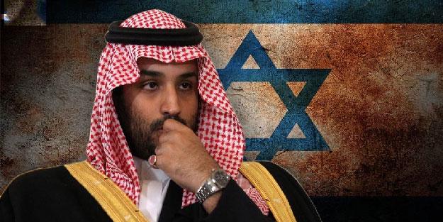 Prens Selman'ın İsrail sevgisini böyle anlattı!