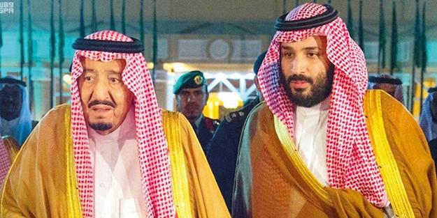 Prens Selman'ın sinsi planı ortaya çıktı! Babası hayattayken geçiş yapacak