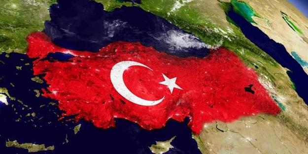 Böyle seslendi: Anahtar Türkiye'de!