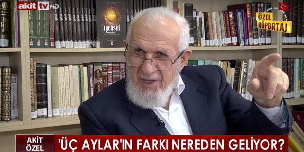 Prof. Dr. Cevat Akşit Hoca,
