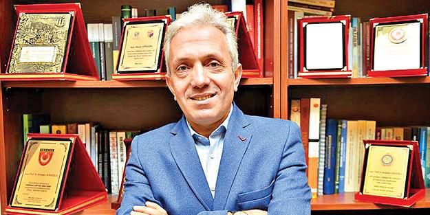 Prof. Dr. Ebubekir Sofuoğlu Akit'e konuştu: Ayasofya ile dünyaya mesaj verdik