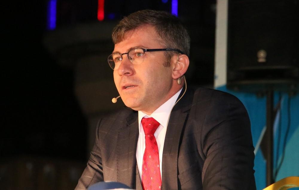 Prof. Dr. Küçükuğurlu Erzurum'un camilerini anlattı