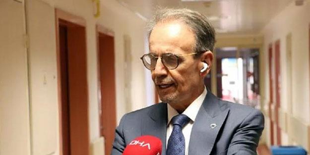 Prof. Dr. Mehmet Ceyhan'dan süper bulaştırıcı uyarısı