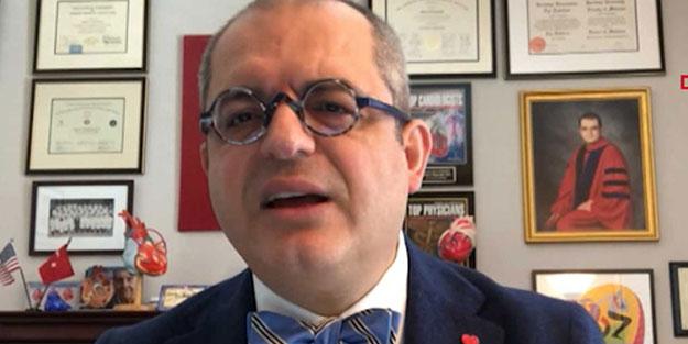 Prof Dr. Mehmet Çilingiroğlu 'mükemmel bir gelişme' diyerek duyurdu