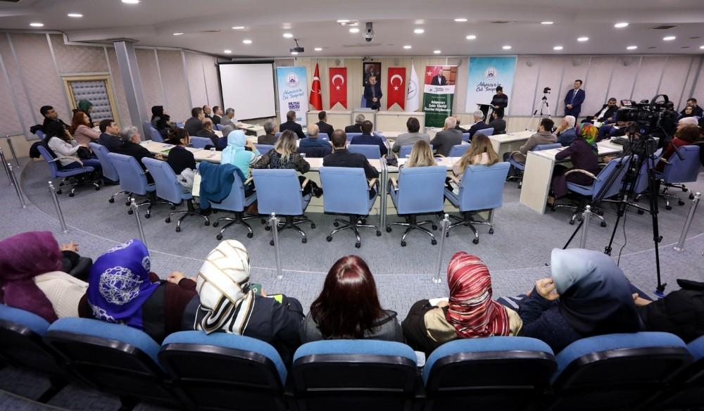 Prof. Dr. Mustafa İsen Adapazarı şehir kimliğini anlattı