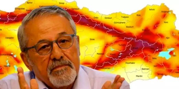 Prof. Dr. Naci Görür kimdir? Prof. Dr. Naci Görür deprem nerede olacak?