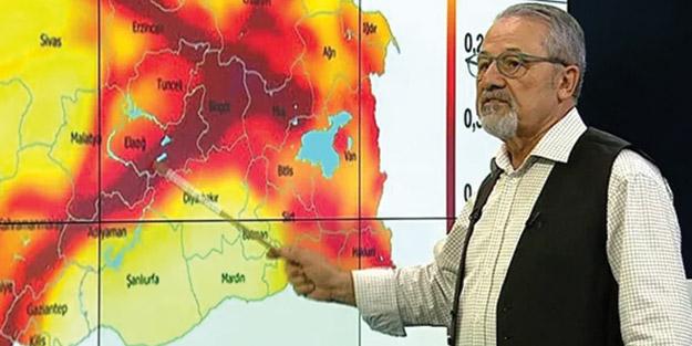 Prof. Dr. Naci Görür'den 5 bölge için kritik uyarı!