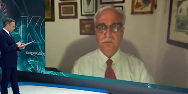 Prof. Dr. Tevfik Özlü canlı yayında gözyaşlarını tutamadı