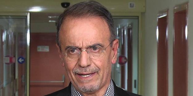 Profesör Mehmet Ceyhan'dan çarpıcı açıklama: Türkçe koronayı daha az yayıyor