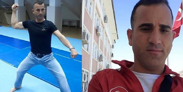 Profesyonel karateci silahla öldürüldü