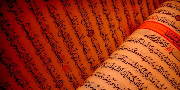 Promosyonla dağıtılan Kur'anlara dikkat!