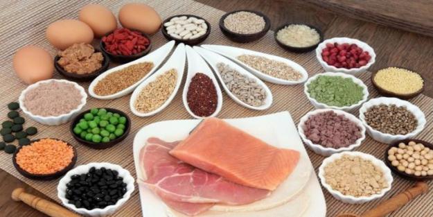Protein hangi yiyeceklerde bulunur? İşte proteinli gıdalar...