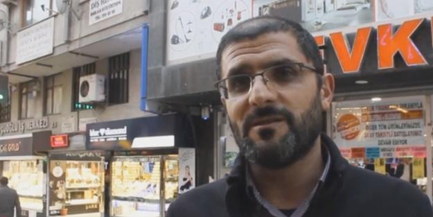 Provokatör Kemalistlere vatandaştan sert tepki! 'Ülkemizde kimsenin kimseyle sorunu yok'