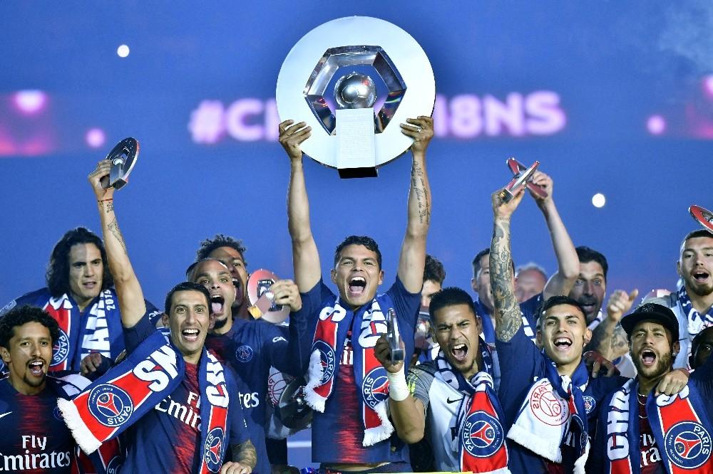 PSG şampiyon ilan edildi