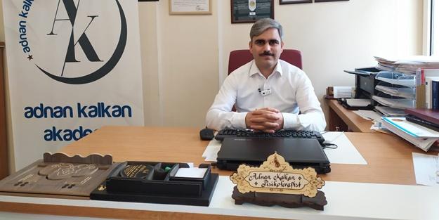 Psikoterapist Adnan Kalkan: Kimsenin İçişleri Bakanlığı ve hükümetimizin itibarı ile oynamaya hakkı yok