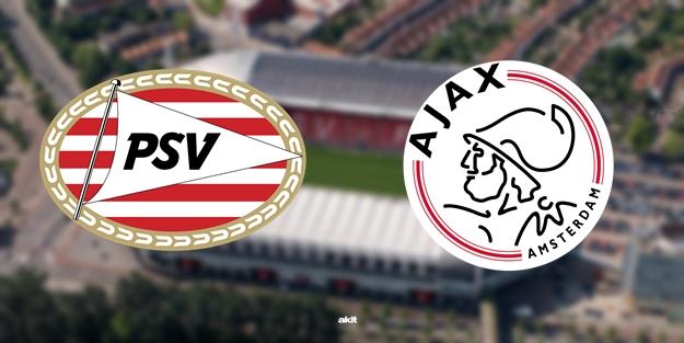 PSV Ajax maçı ne zaman saat kaçta? | PSV Ajax maçı hangi kanalda yayınlanacak?