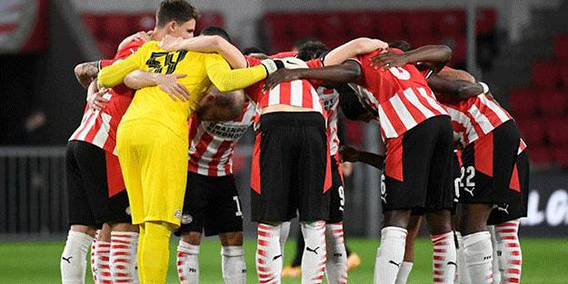 PSV'li çok sayıda futbolcu koronavirüse yakalandı