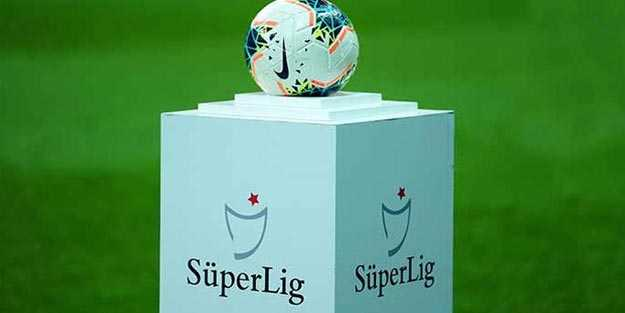 Puan durumu Süper Lig